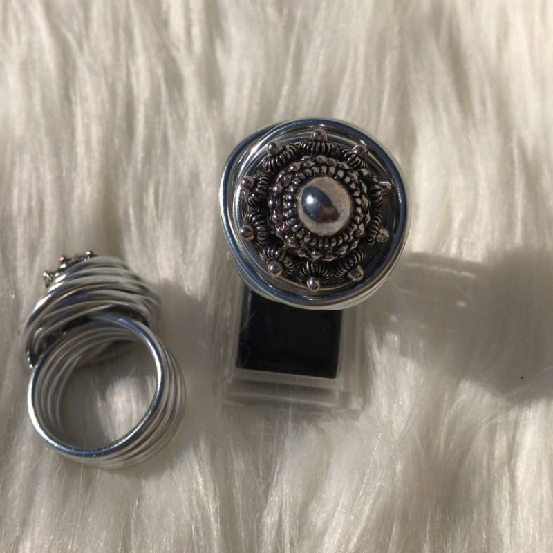 Design gr Zeeuwse knop ring